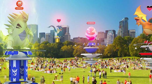 Pokemon GO Could Be Adding More PokeStops and Gyms