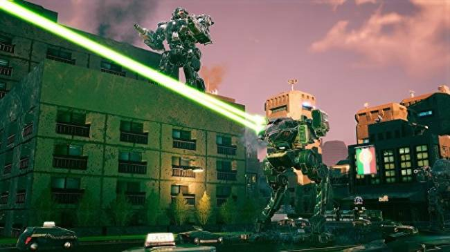 BattleTech: Urban Warfare hits the streets on June 4th