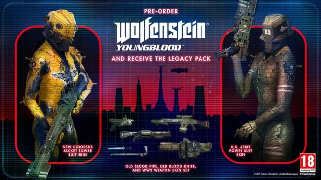 Wolfenstein: Youngblood Release Date And Pre-Order Guide (Switch, PS4, Xbox One, PC)