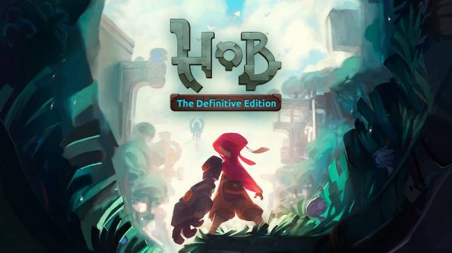 You could win* an exclusive, custom painted Hob-themed Nintendo Switch console!