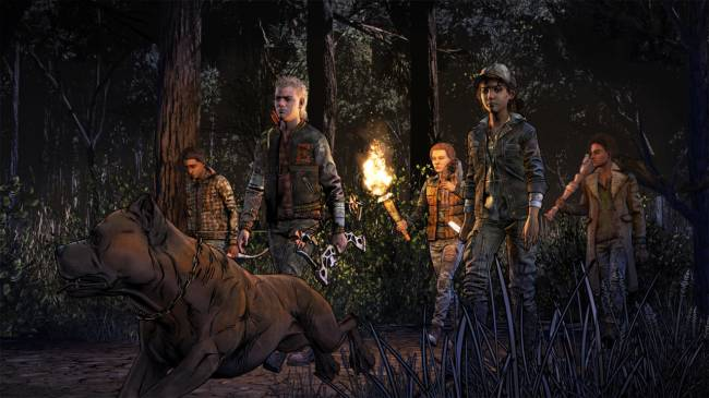 Telltale Devs Open Up About Finishing The Walking Dead And Leaving A Legacy Behind