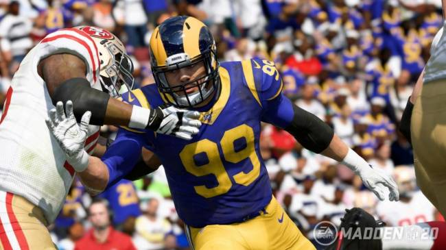 Madden 20 Confirmed With Cover Star, Release Date, College Football Mode, X-Factor Players, And More