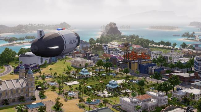 Tropico 6 Review - Narcissistic Indulgence