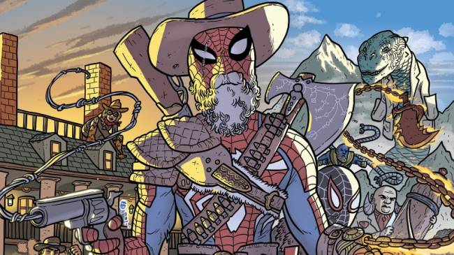 Game Infarcer 2019 Edition – Spider-Man Meets God Of War And Red Dead Redemption 2