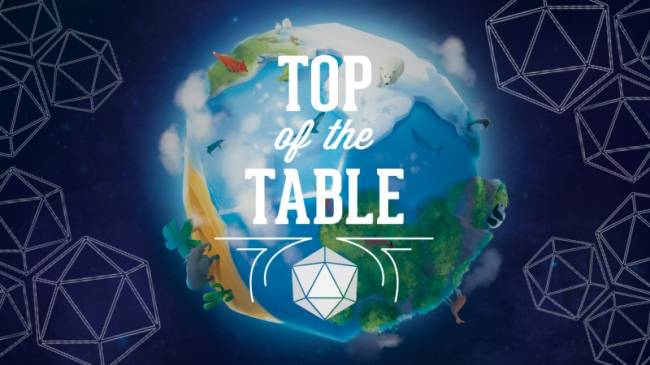 Top Of The Table – Planet