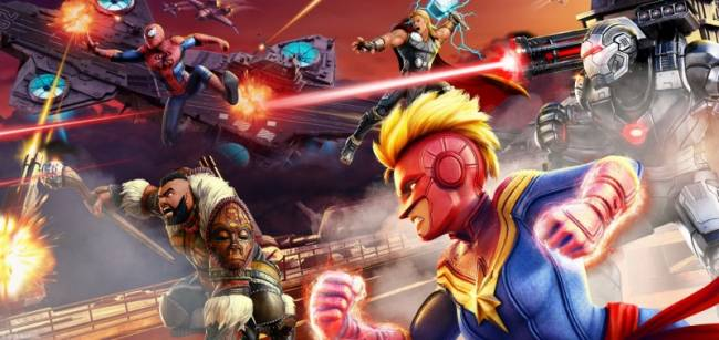 Every Character In Marvel Strike Force's Massive, Ever-Growing Roster
