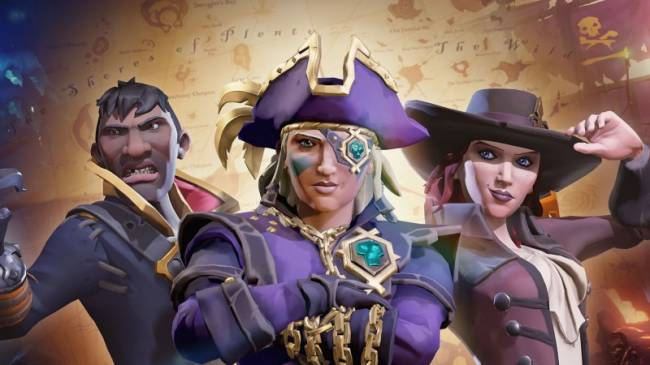 Sea Of Thieves' One-Year Anniversary Brings Story, An Arena, Harpoons, And More
