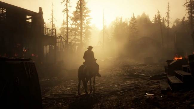 Five Features We'd Like To See In Red Dead Online