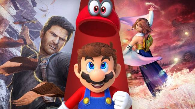 Game Informer Readers' Favorite Games Of Popular Series