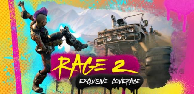 Rage 2 Pre-Order Incentive Adds NBA Jam Announcer To The Action