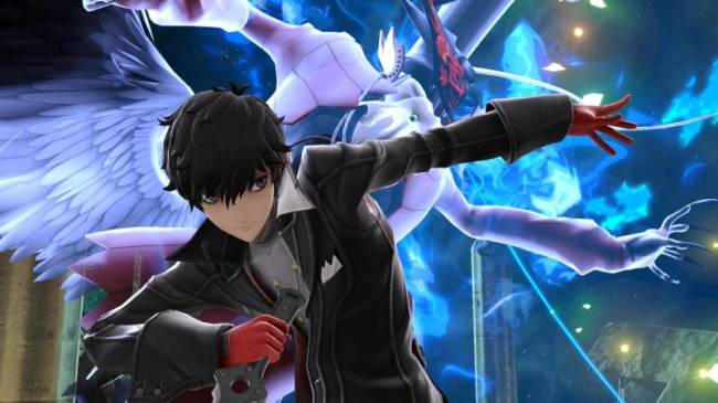 Surprise Super Smash Bros. Ultimate Direct Details Joker And 3.0 Update