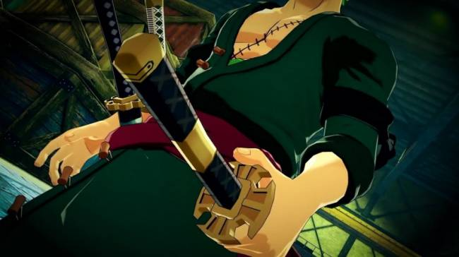 One Piece: World Seeker's First DLC Makes Zoro Playable