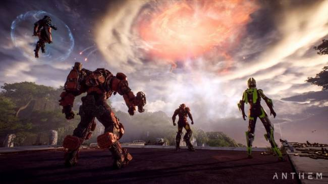 Anthem Fixes Major Problems, Delays Everything Else