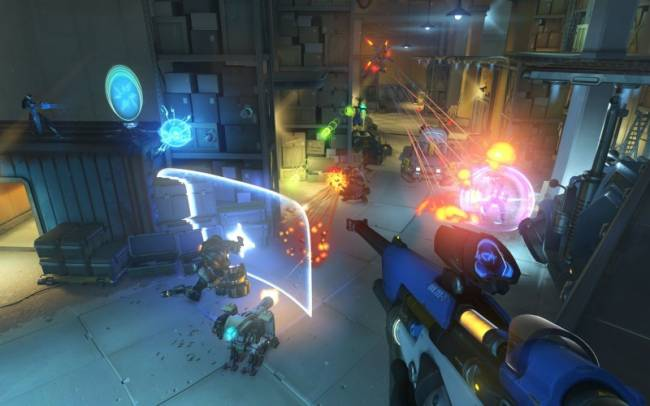 Overwatch Introduces Workshop For Custom Game Rules And Scripting