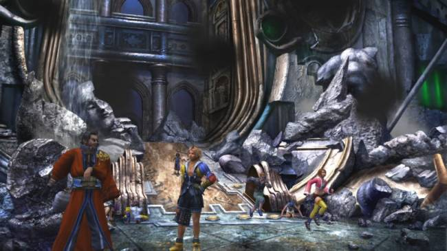 Square Enix Added, And Is Now Removing, Always-Online DRM From Final Fantasy X On PC