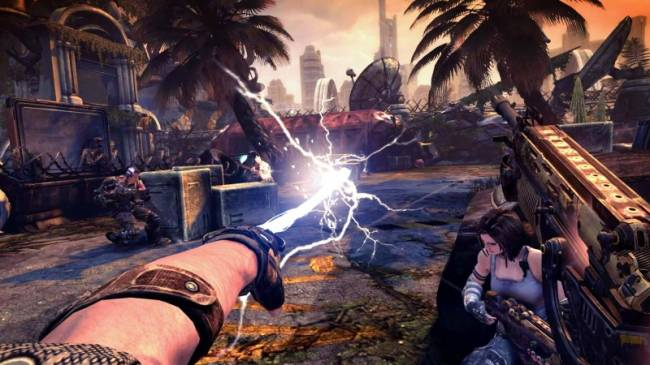 Bulletstorm Coming To Switch This Summer