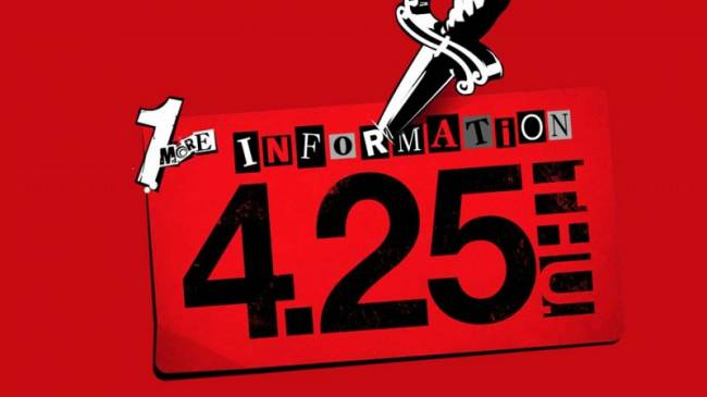 Atlus Teasing Something New For Persona 5