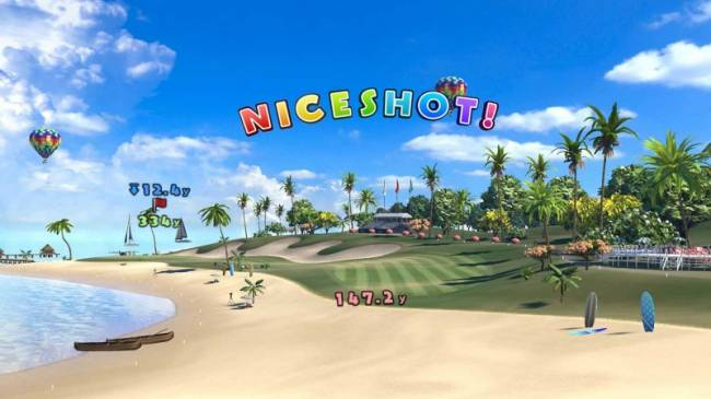 Everybody's Golf VR Announced For May 21