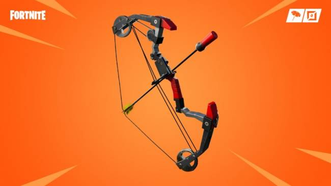Explosive Bow And Arrows Are Fortnite's Next Crazy Weapon