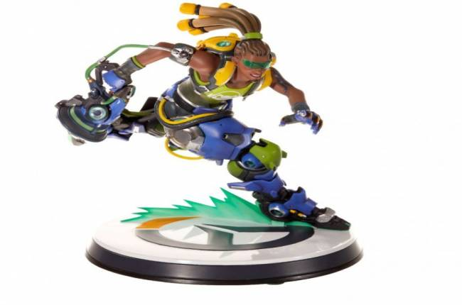 Keep Your Head Up! You Can Now Pre-Order This Awesome Statue Of Overwatch's Lucio