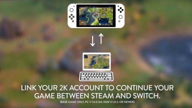 Cross-Platform Cloud Saves Let You Play Civilization VI Anywhere