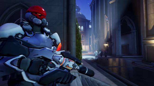 Overwatch Archives Tease New Event, Possibly New Character