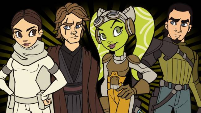Star Wars Celebration's Popular Collectible Pins Return With A New Series Of 48