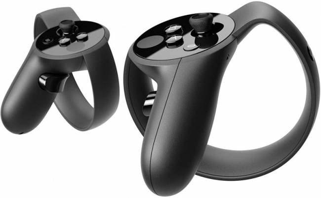 Oculus Co-Founder Regrets Accidental 'Easter Egg' Messages Inside Touch Controllers