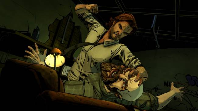 Telltale Co-Founder On Studio's Crunch:
