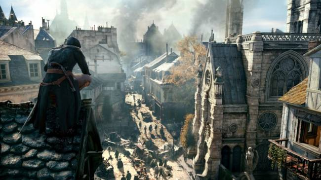 Assassin's Creed Unity Could Help Rebuild Notre Dame Cathedral