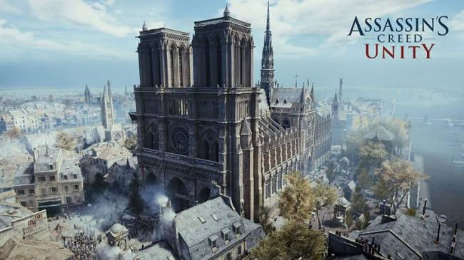 Assassin's Creed Unity Temporarily Free On PC Following Notre Dame Fire