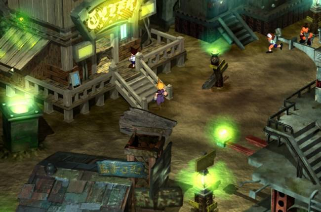The Switch Version Of Final Fantasy VII Has A Game-Breaking Bug