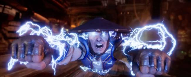 Mortal Kombat 11's Launch Trailer Goes All In On Nostalgia And Techno