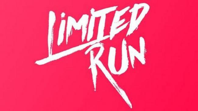 The Limited Run Games E3 Press Conference Takes Place On June 10