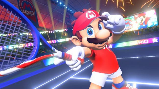 Mario Tennis Aces Demo Comes With A Free Week Of Switch Online