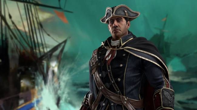 Assassin's Creed 3 has been removed from Steam and Uplay