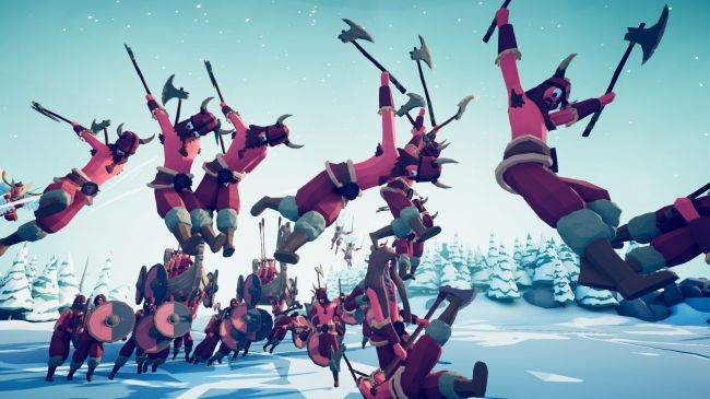 Totally Accurate Battle Simulator makes a sneak attack on Early Access