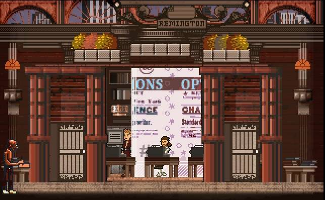 Type Dreams is a laudanum-fuelled Victorian typing game