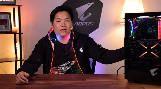 It's only a matter of time before there's an RGB hoodie for real