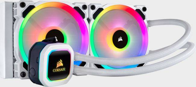 Corsair recalls some of its liquid coolers because they're leaking bright green fluid