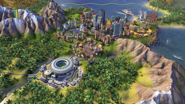 Civilization 6 now has cross-platform cloud saving between PC and Switch
