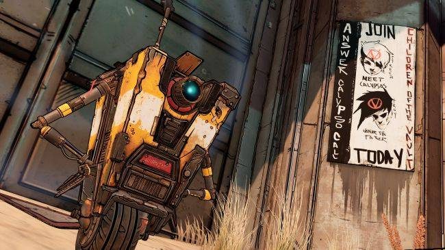Borderlands 3 PC is releasing exclusively on the Epic Store in September
