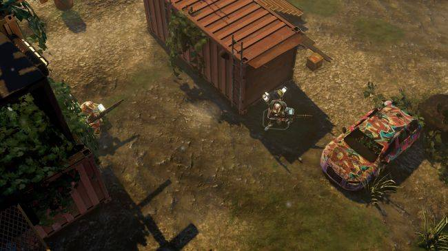 Dreadlands is a turn-based tactics game that's also an MMO