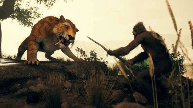 Ancestors: The Humankind Odyssey shows off its player-driven exploration