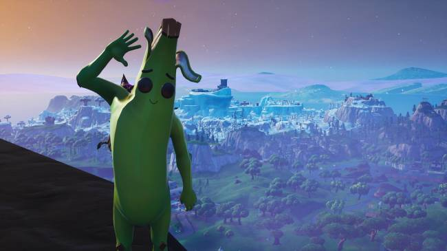 Where to find Fortnite's five highest elevations
