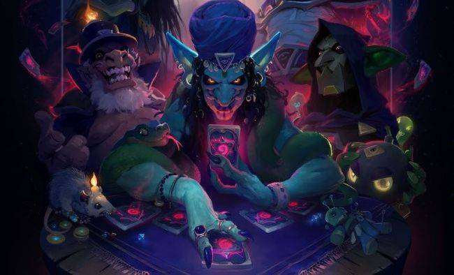 Open your Hearthstone Rise of Shadows packs now by setting up a Fireside Gathering