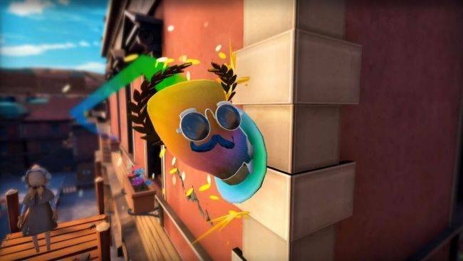 Chapeau is a multiplayer platformer about being a hat