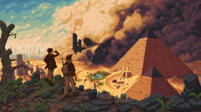 Pathway, the pulpy tomb-raiding tactics game, is out in just 4 days
