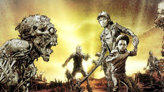 Skybound Games had five staff when they stepped in to save The Walking Dead