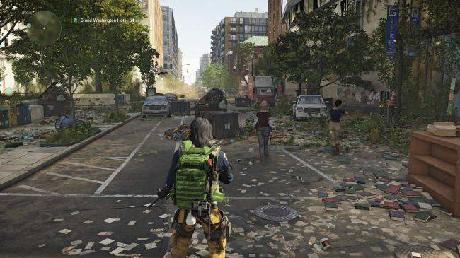 The Division 2's daily and weekly projects have been disabled